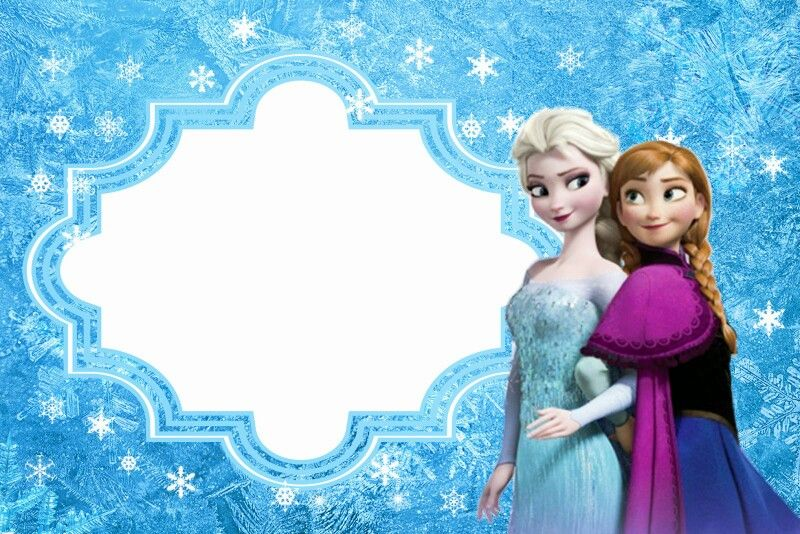 Invitations Or Thank You Cards Frozen Birthday Party Invites Frozen Birthday Invitations Frozen Invitations