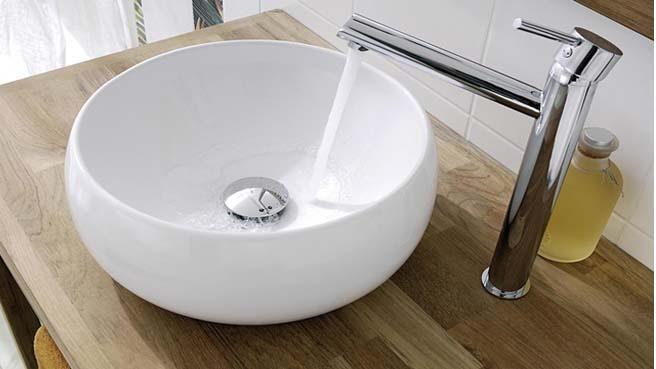 le lavabo devient d co salle de bain enfants pinterest vasque lavabo et les salles de bain. Black Bedroom Furniture Sets. Home Design Ideas