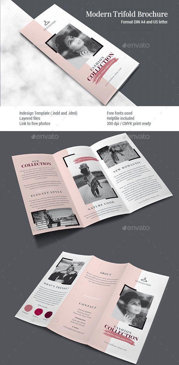 clean trifold brochure vol  1