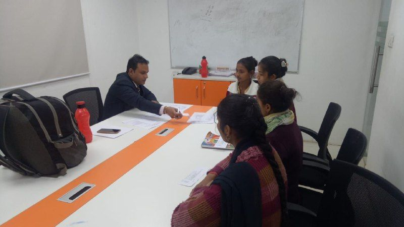 PLACEMENT DRIVE OF CSA GROUP GOING ON AT PMKK SATNA | Mahendra