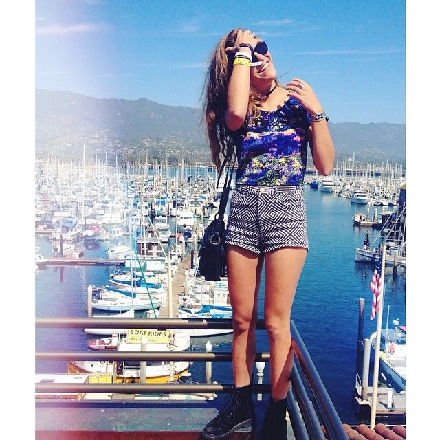 California Fashion Babe