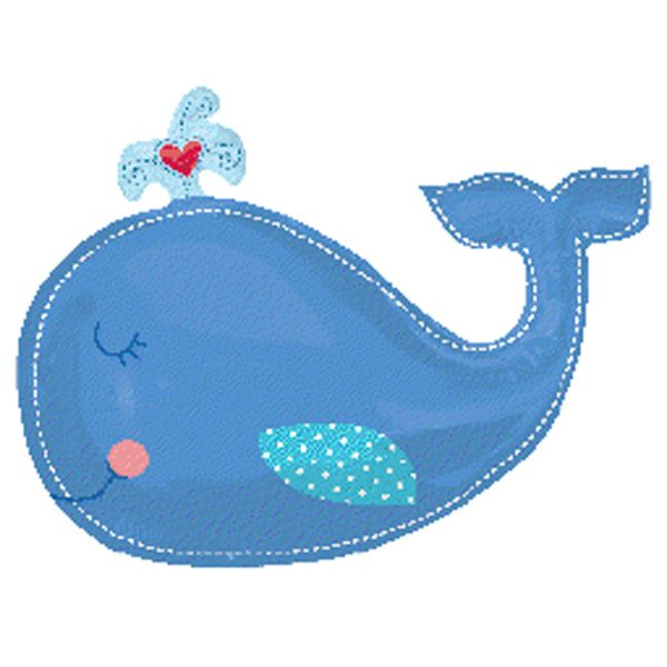 whale baby shower ideas themes baby blue whale supershape wholesale