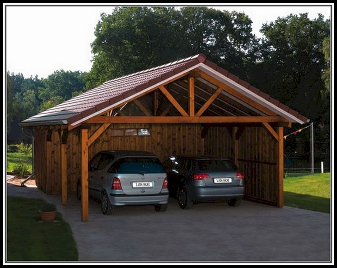 Best 5 Diy Carport Kits Design That You Could Make Easily Freshouz Com Diy Carport Carport Designs Wooden Carports