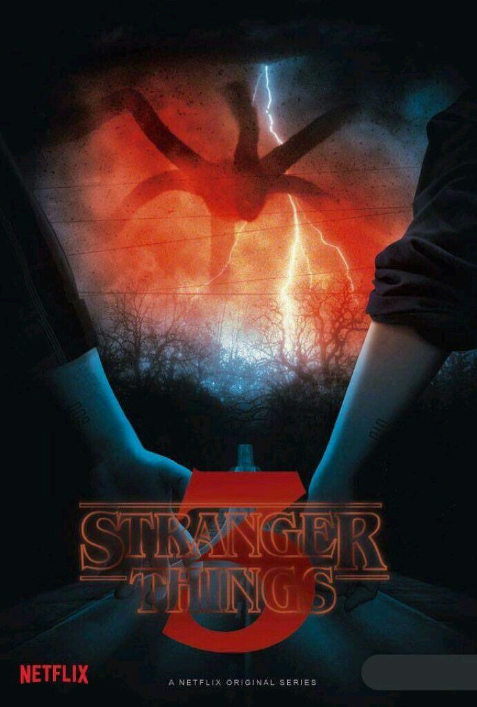 Is this real?? >>> No, fan art imagens) Stranger