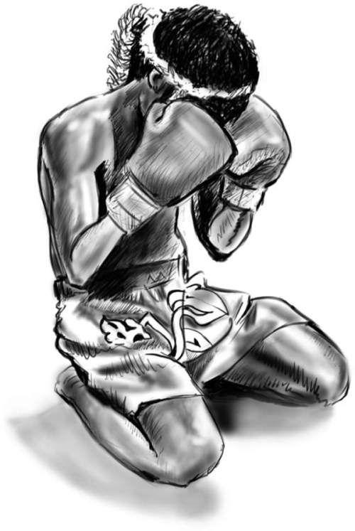 Muay Thai Thaiboxen Kampfsport Gym Ks Gym Munchen Luta De