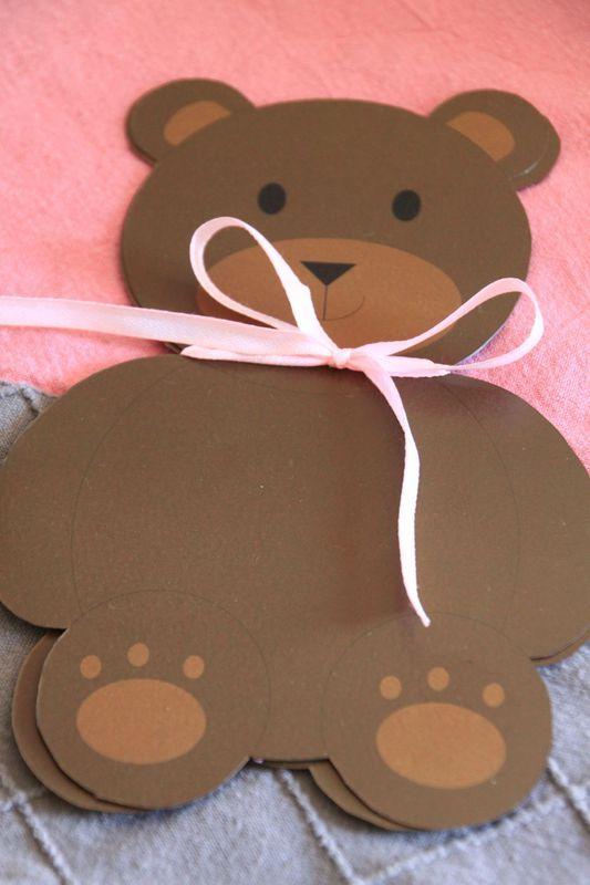Bear party : anniversaire Elisa