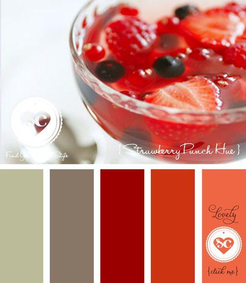 053 Strawberry Punch Hue by Asmalina © 2012 Sorbetcolour ™