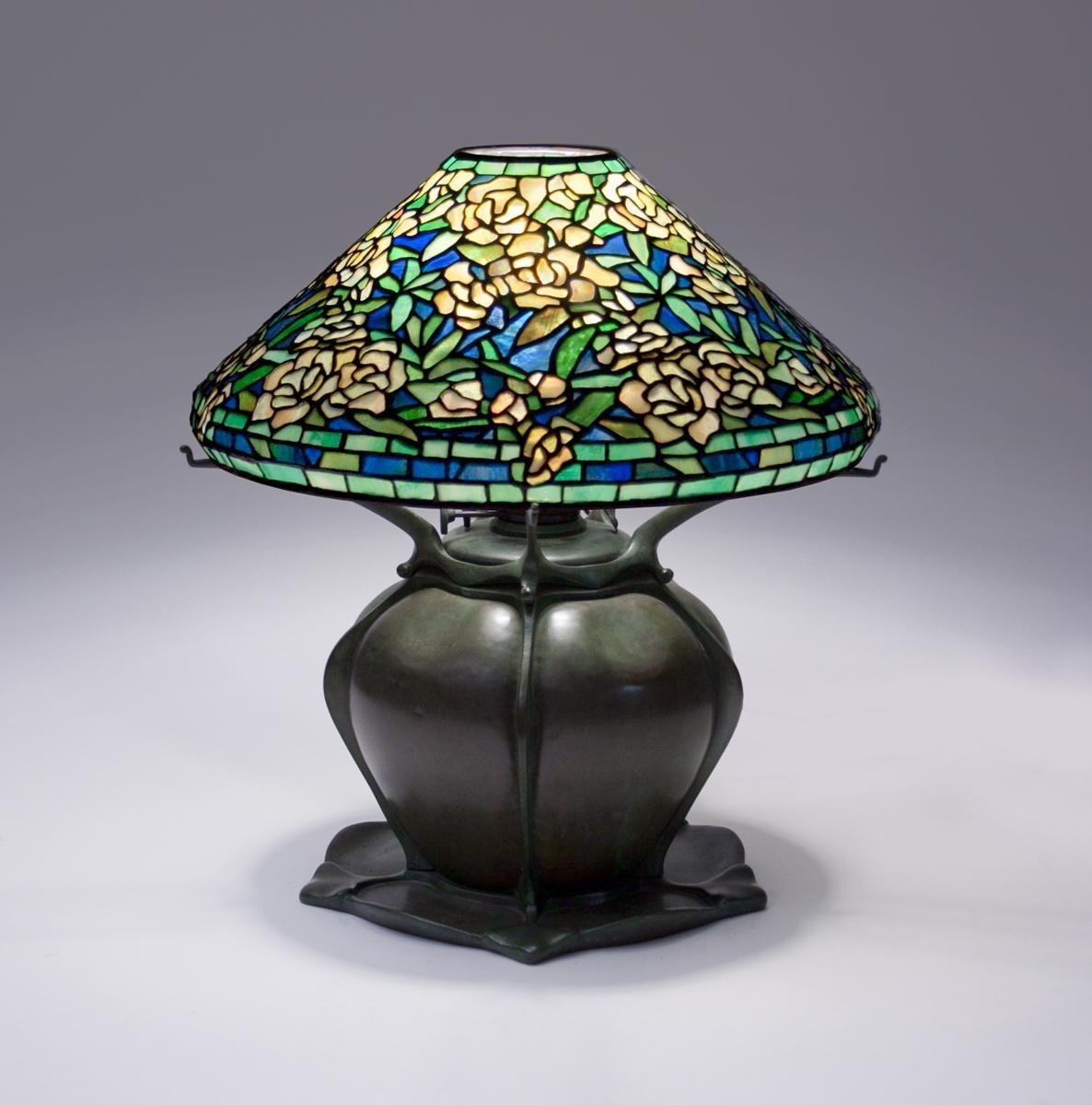 Tiffany Studios Lamps   Catalogue   Lillian Nassau LLC