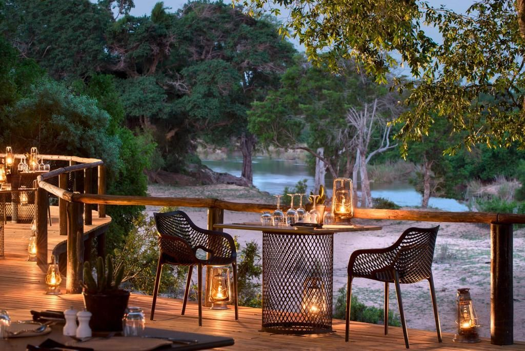 Boutique Hotels — Lion Sands Ivory Lodge South Africa