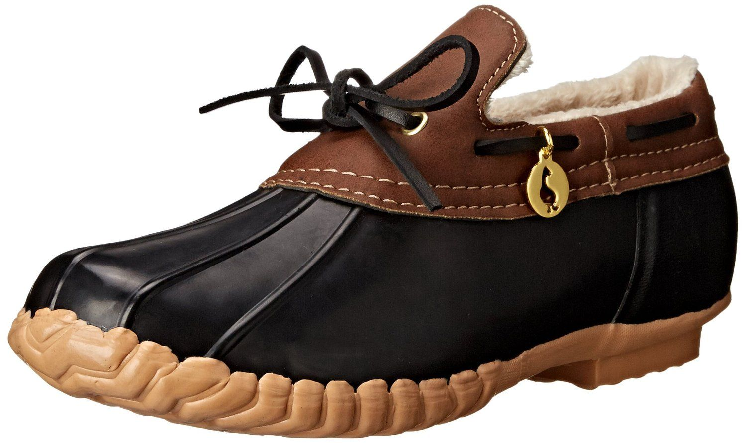 Sporto Women's Pamela Duck Bootie * New and awesome
