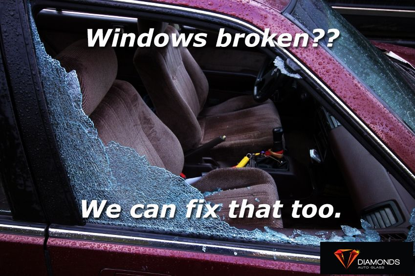 Got your car window broken? Give us a call 8443645277