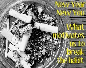 The great motivator to stop smoking.