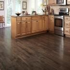 Blue Ridge Hardwood Flooring Oak Shale 3/4 in. Thick x 2-1/4 in. Wide x Varying Length Smooth Finish Solid Hardwood Flooring (18 sq. ft. / case) 20792 at The Home Depot - Mobile