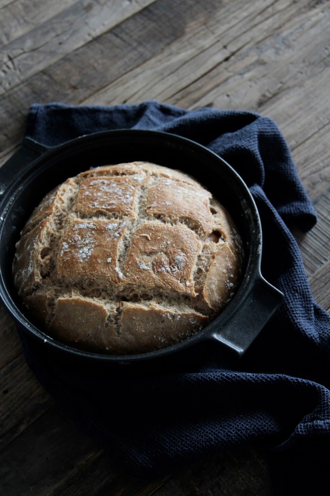 my love of bread is... infinite. bread, butter and salt are basically my essentials. pretty much anything good can happen on a day that starts with good, rustic, home made bread smeared with butter and…