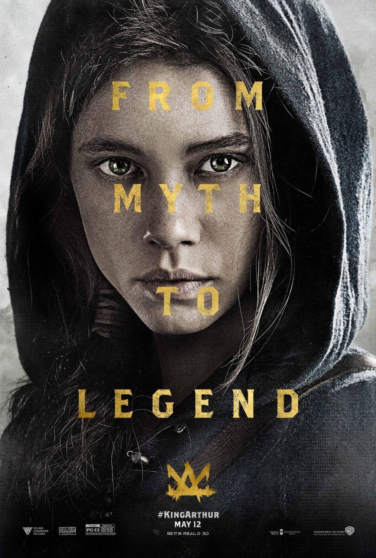 King Arthur Legend of the Sword Movie Poster 5
