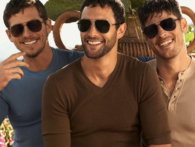11f1e82329 Por qué somos más guapos con gafas de sol?   MEN   Dolce, gabbana ...