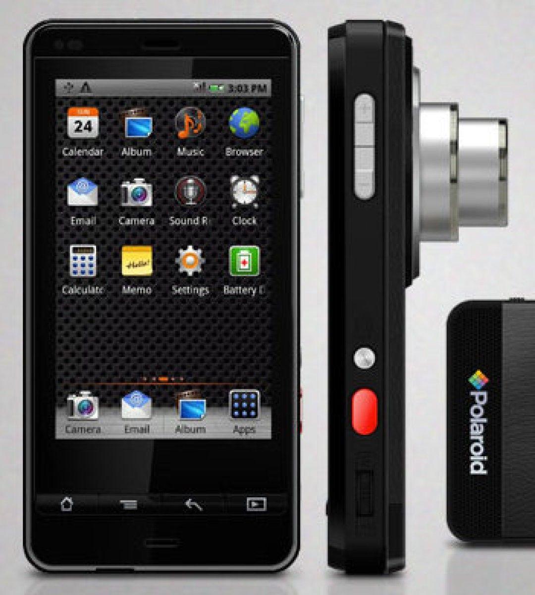 Polaroid SC1630, una cámara digital con teléfono