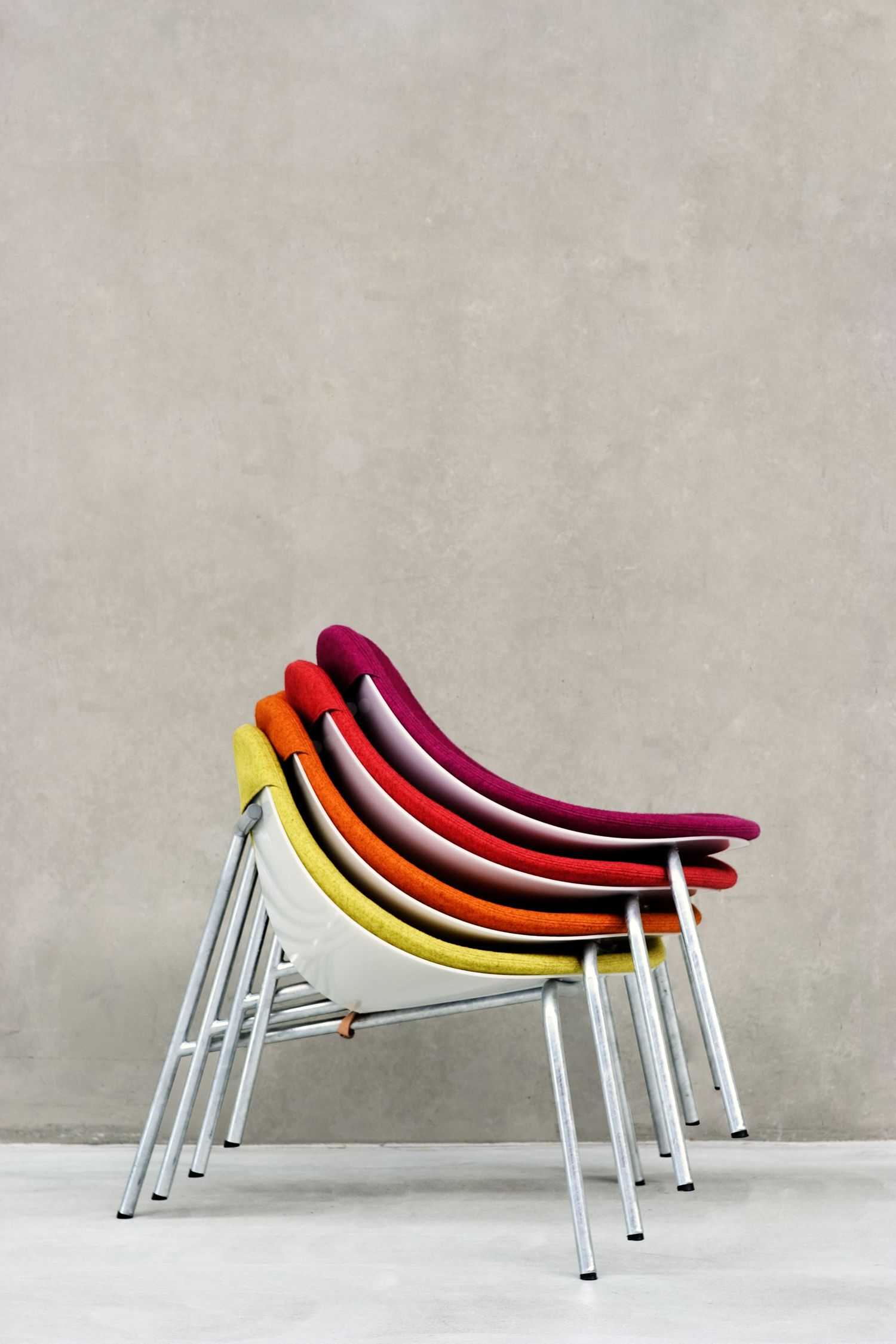 Wayfarer Stackable Lounge Chair From Hightower The
