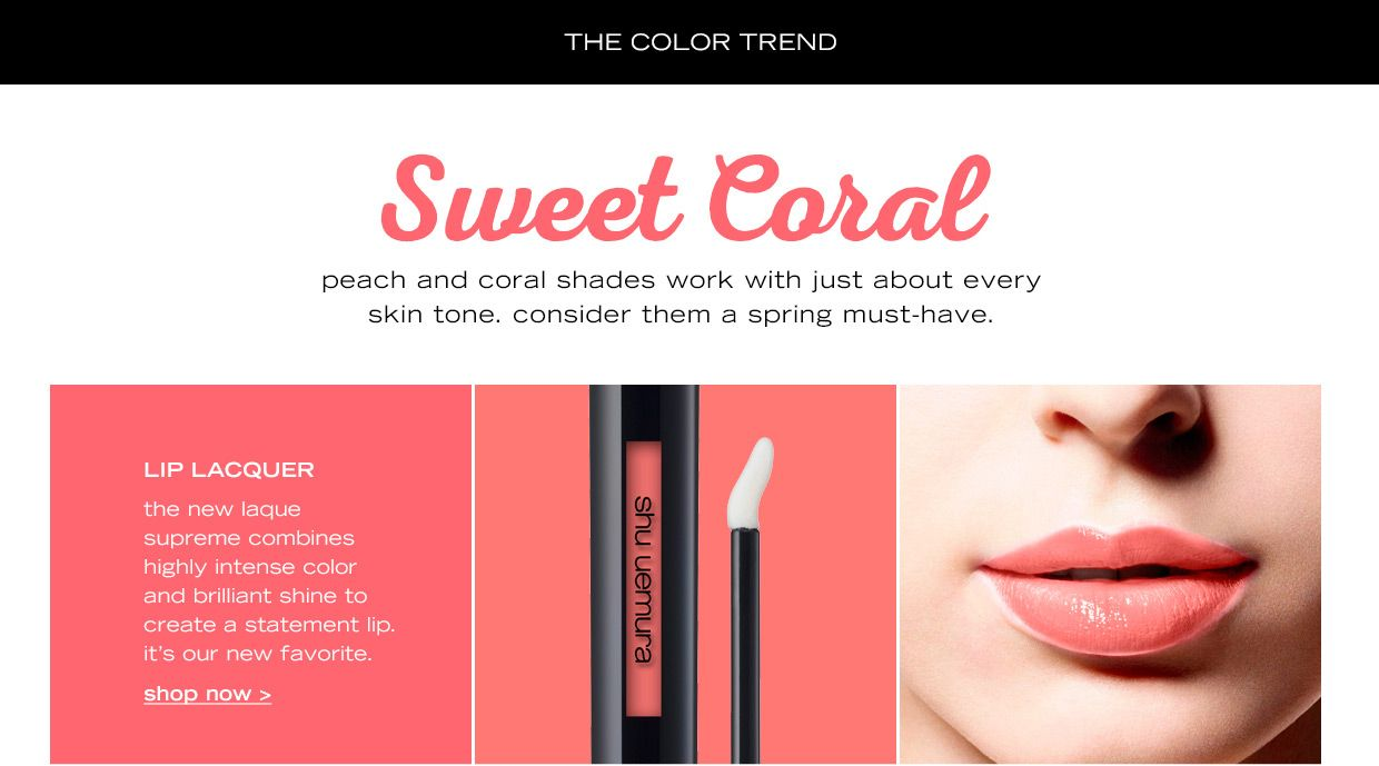 Special Offers - Shu Uemura - the hottest offer and deals from Shu Uemura Art of Beauty