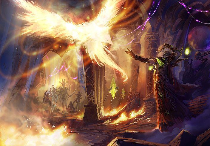 Fan Art Media World Of Warcraft Warcraft Art World Of Warcraft Warcraft
