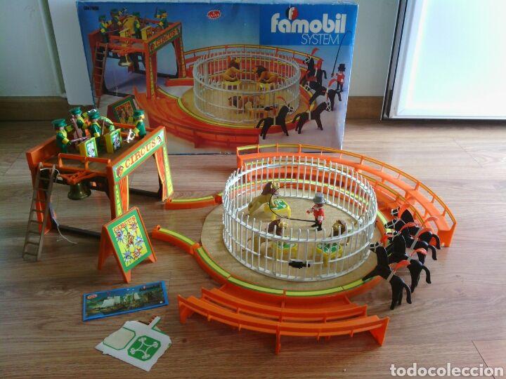 Circo Famobil 3194 Su OriginalCompleto En Caja Playmobil gbfyv7Y6