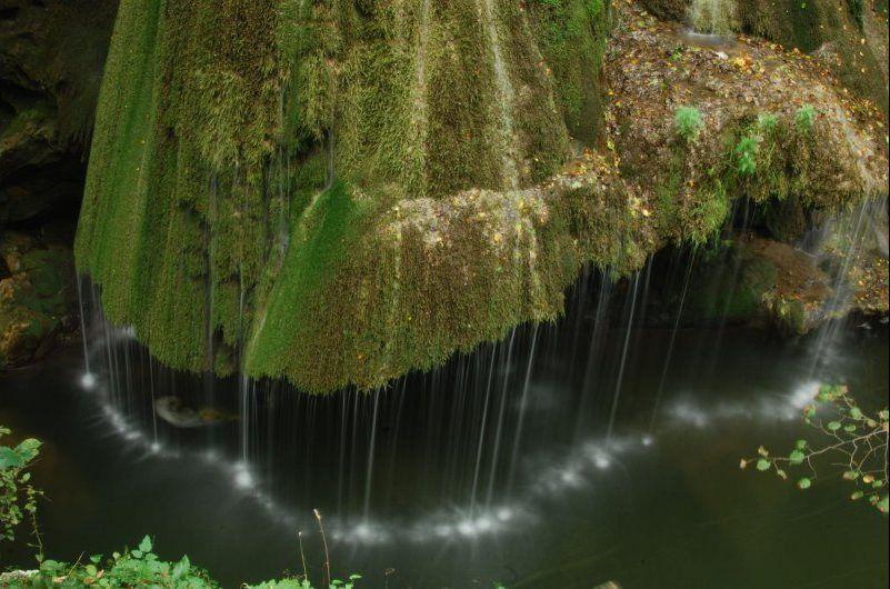 Cascada Bigar, Rumanía.