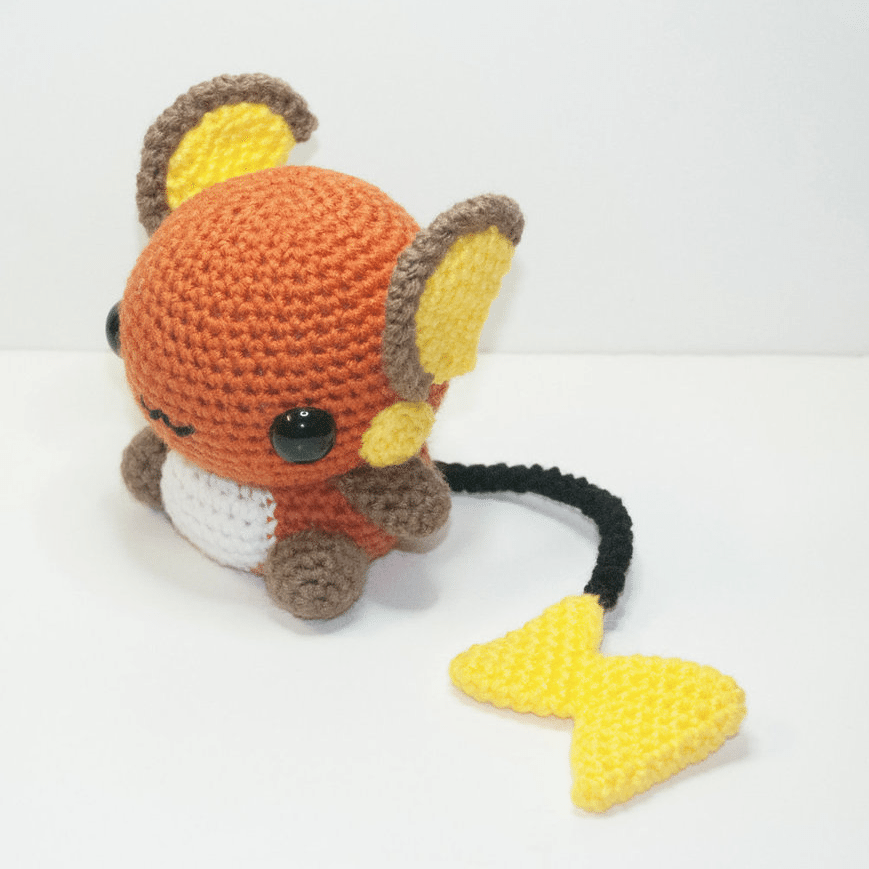 Pokemon-Peluches-Crochet-11.png (869×869) | How to crochet ...