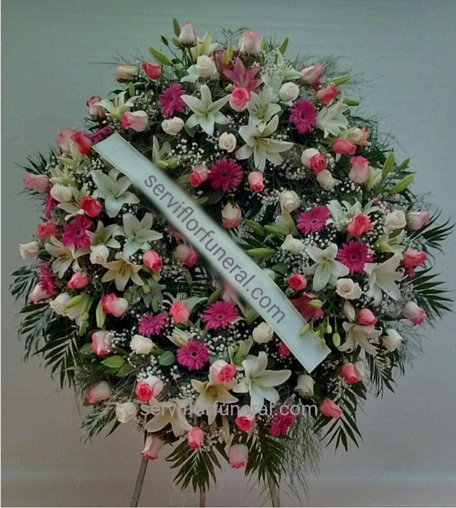 Enviar Una Corona De Flores Funeraria Cuanto Cuesta