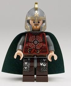 Authentic LEGO Hobbit Lord of the Rings Bofur the Dwarf Minifigure 79003 LOTR