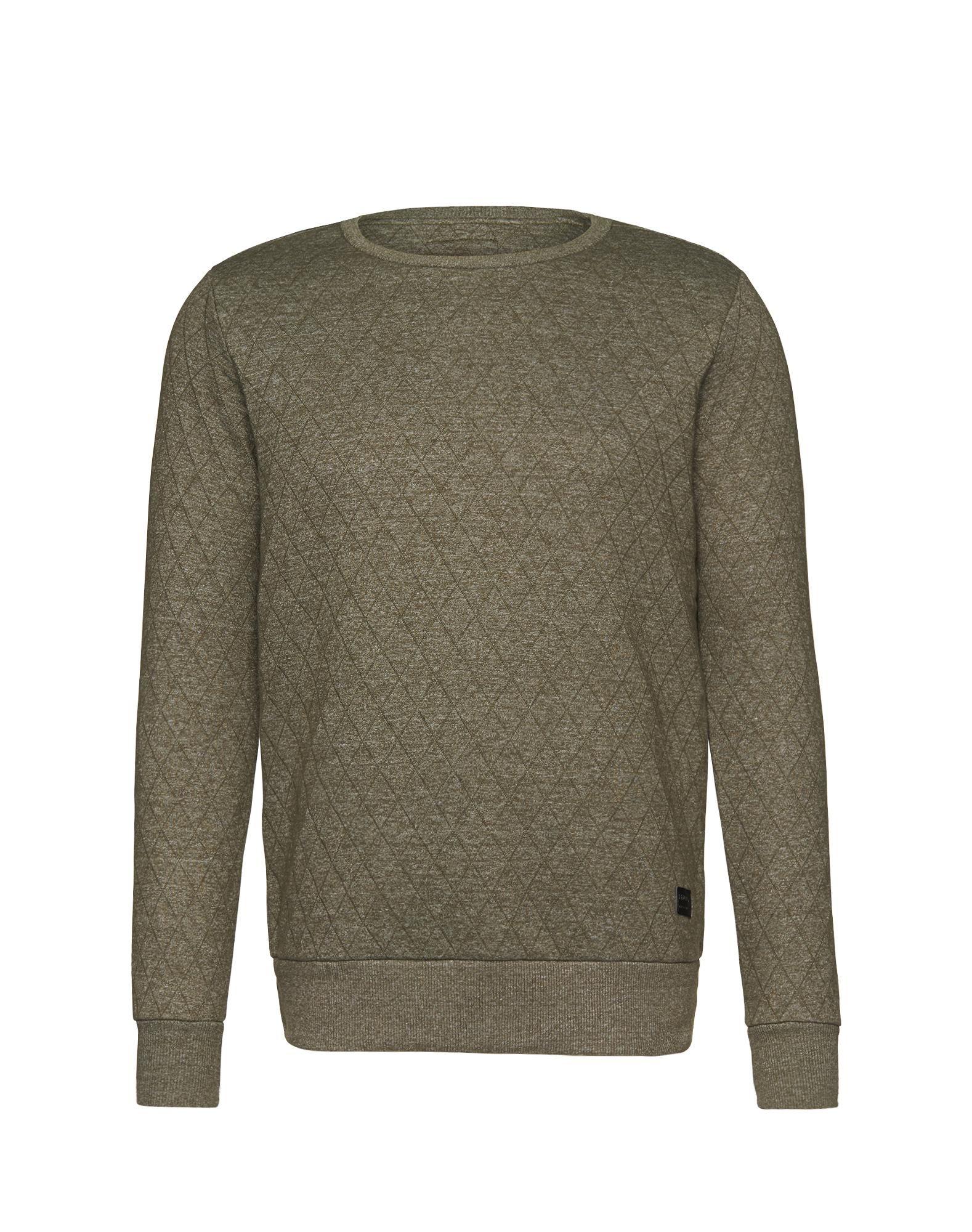 Key Largo Sweatshirt 'People' in Oliv bei ABOUT YOU