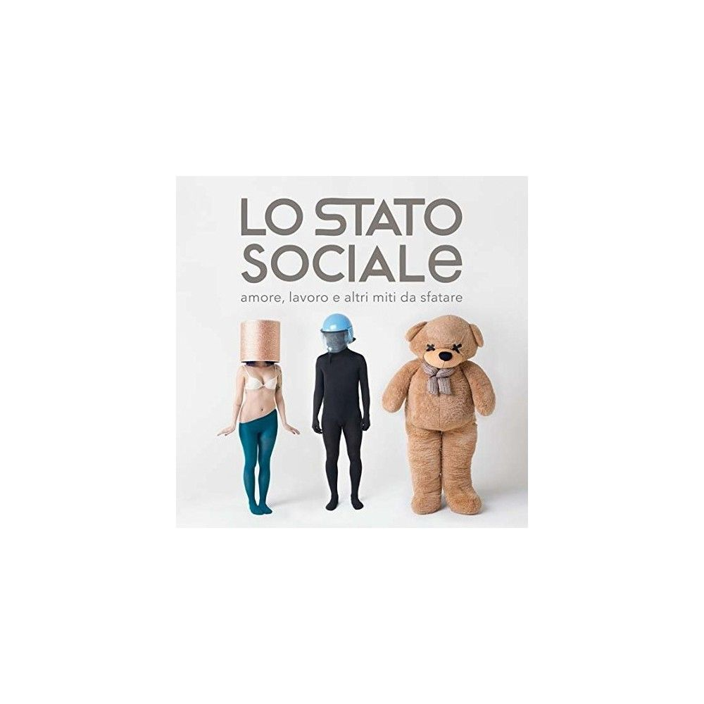 Lo Stato Sociale - Amore Lavoro E Altri Miti Da Sfatare (CD)
