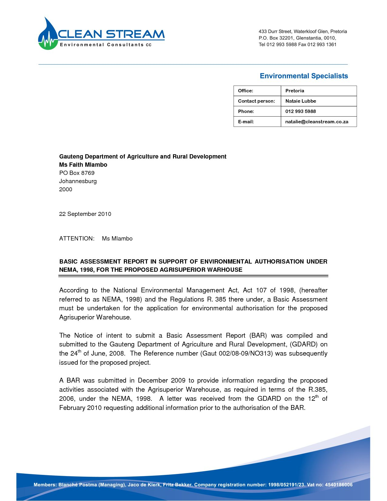 Cover Letter Template Microsoft Word Click Here For A