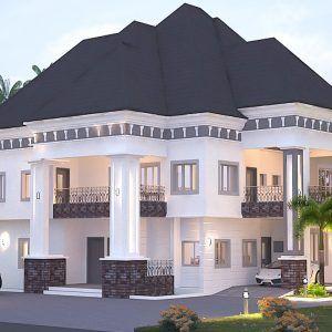 1 New Message Duplex House Design Bungalow House Design Ranch Style House Plans
