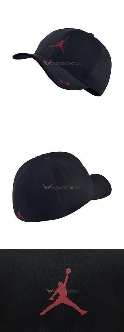 4dbac3c38040 Hats 52365  New Nike Mens Air Jordan Classic 99 Hat Black Gym Red Size M L  L Xl -  BUY IT NOW ONLY   34.95 on eBay!
