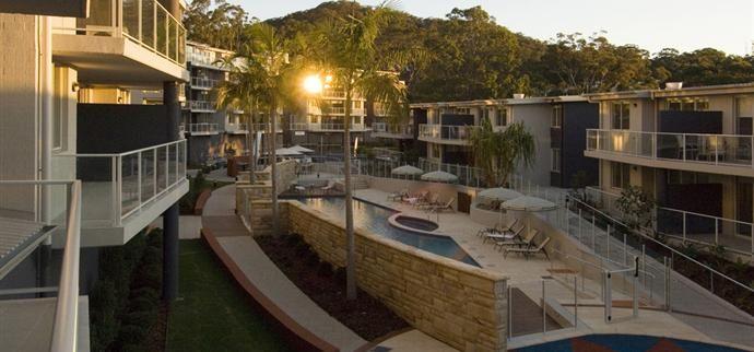 Image result for mantra aqua resort nelson bay nsw