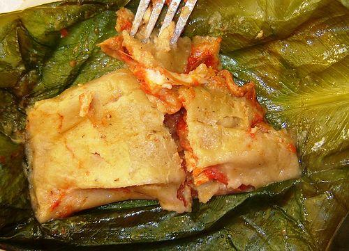 Tamal tipico de la sierra de Hidalgo. Hidalgo México | Mexican food  recipes, Food, Mexico food