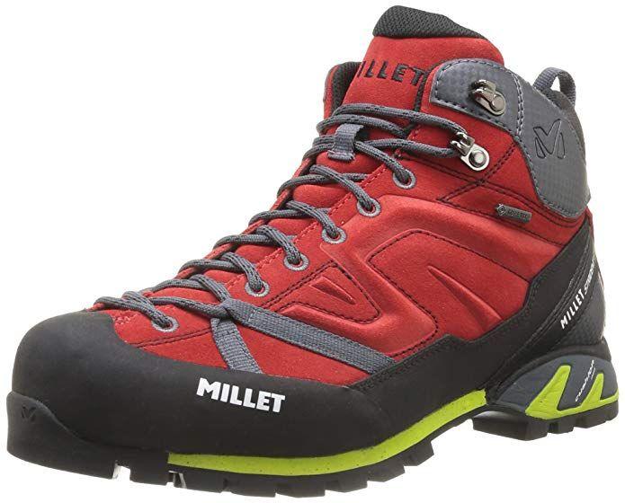 5700fca1686 Millet Super Trident GTX Men's Trekking & Hiking Shoes Review | Men ...