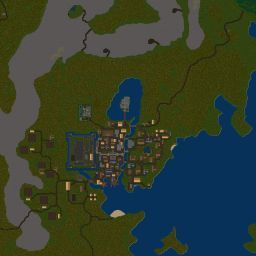 Ultima Online World Map | Game Stuff | Ultima online, Fantasy map, Map