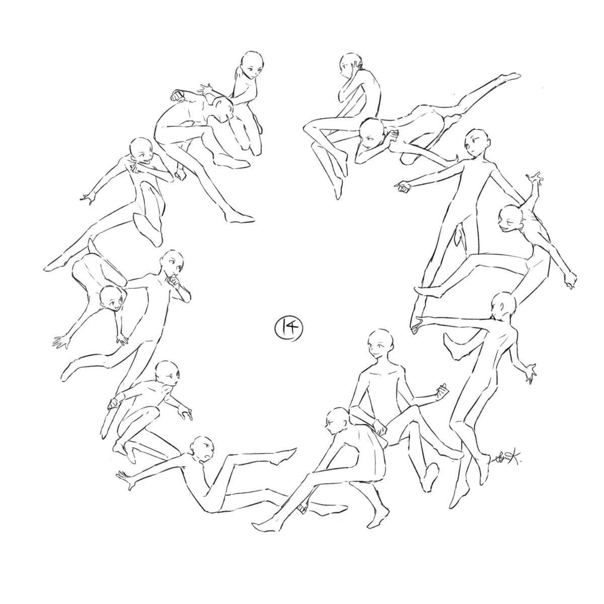 トレス可】環状構図集 [21]
