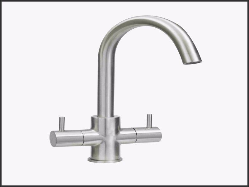 New Lowes Kitchen Faucets Brushed Nickel