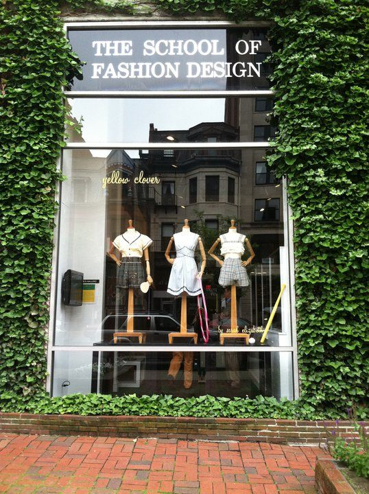 School Of Fashion Design Boston Ma School Style