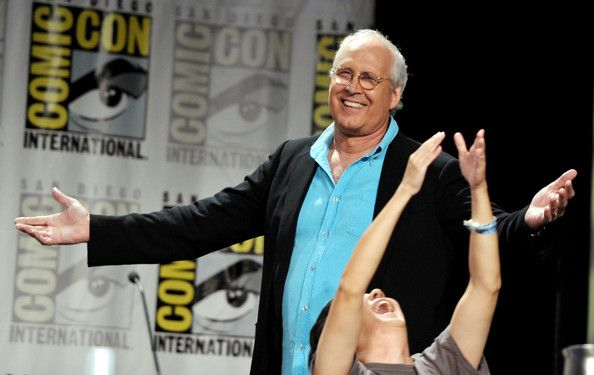 Chevy Chase Is Finally Leaving 'Community'