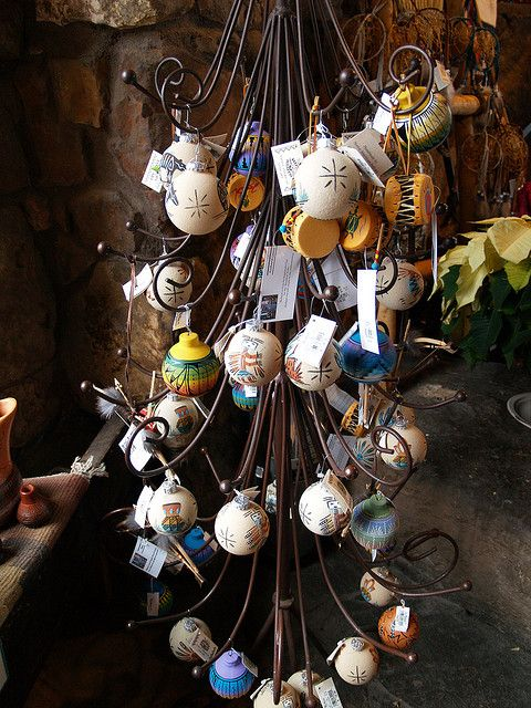 Native American Christmas ornaments | More Native ...