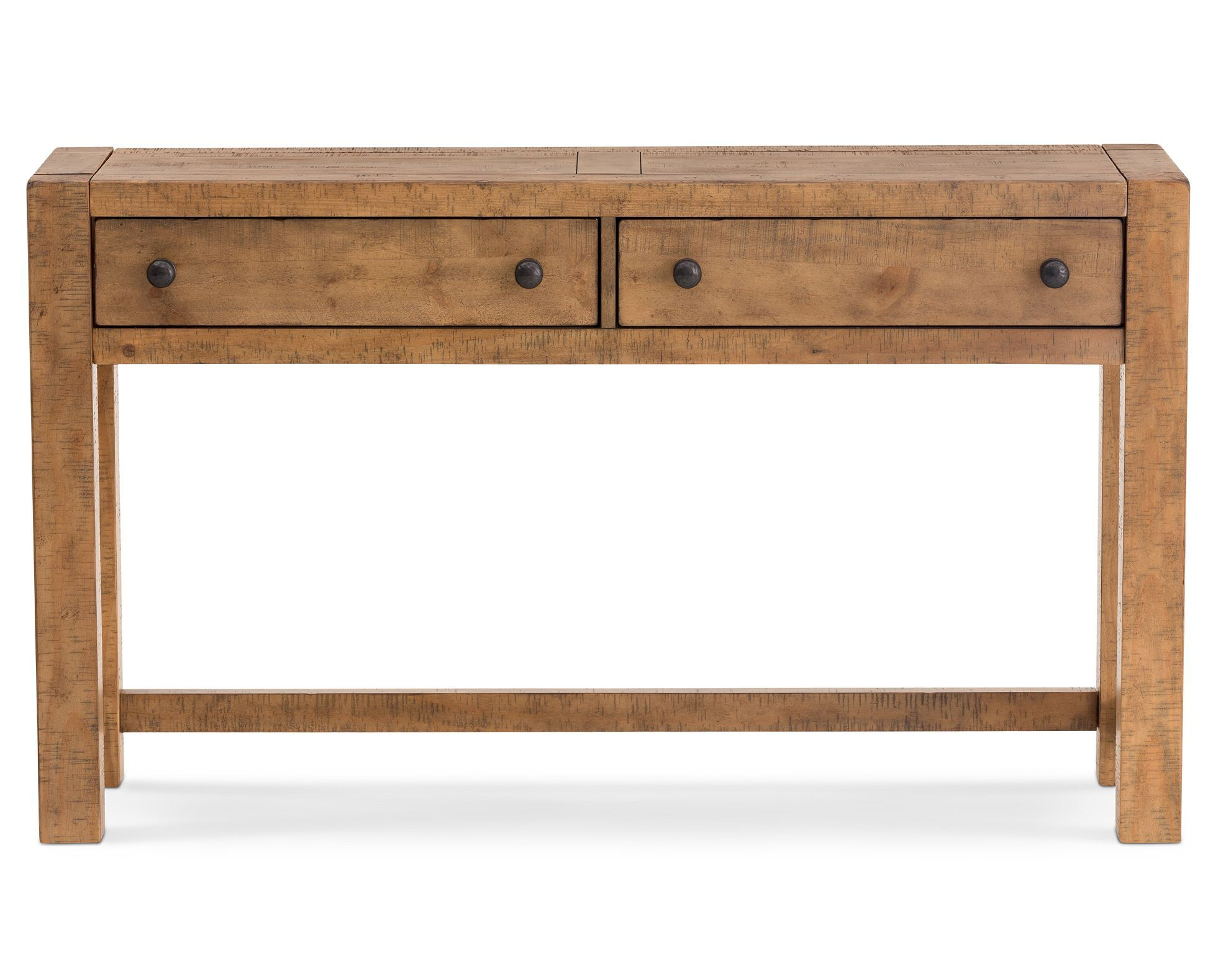 Catalina Sofa Table Is Crafted Of Pine