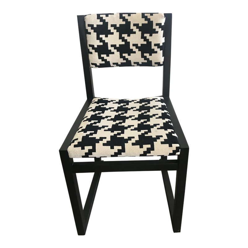 Camerich Emily Houndstooth Upholstered Chair Upholstered Chairs