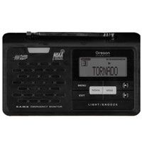 Oregon Scientific Desktop NOAA Weather Alert Radio (WR608)