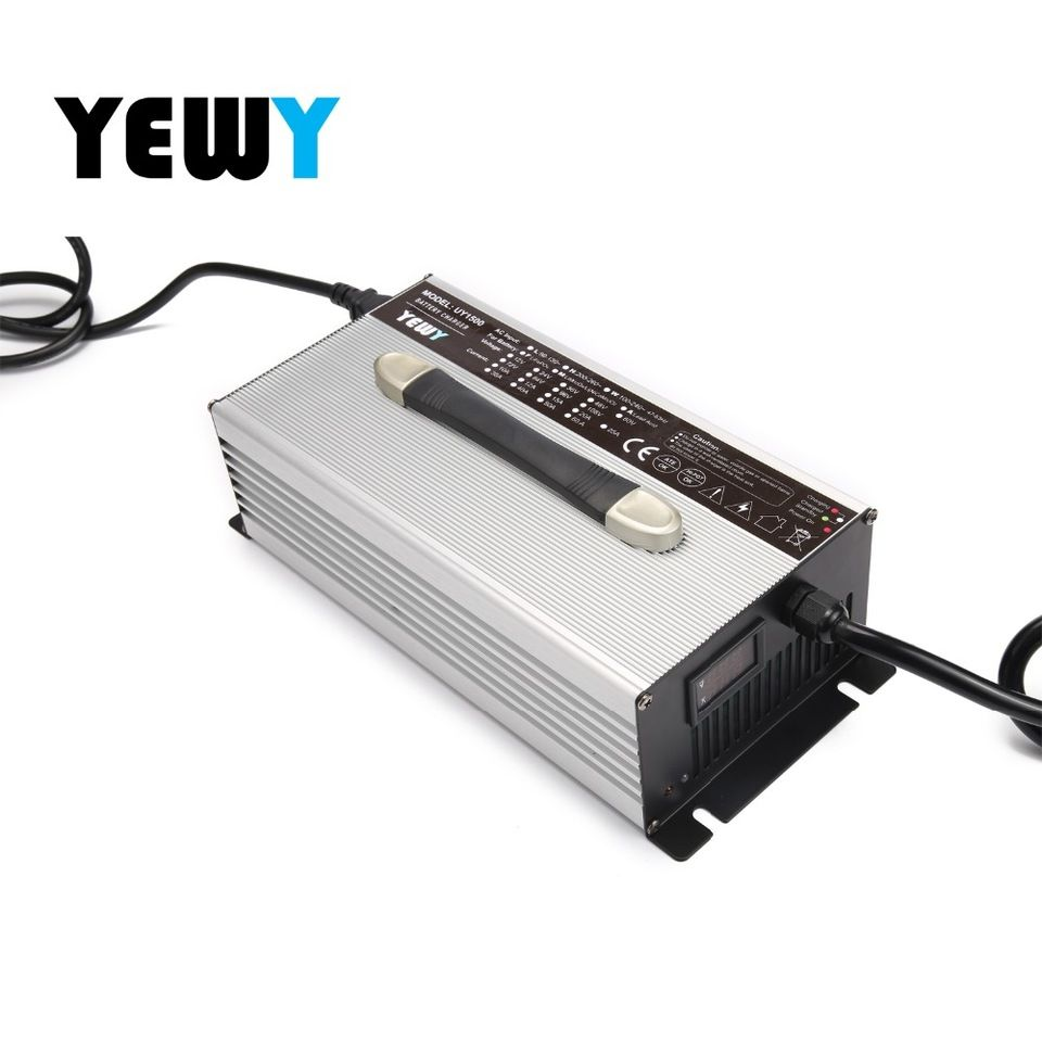 Time To Source Smarter Lithium Battery Charger Golf Carts Golf