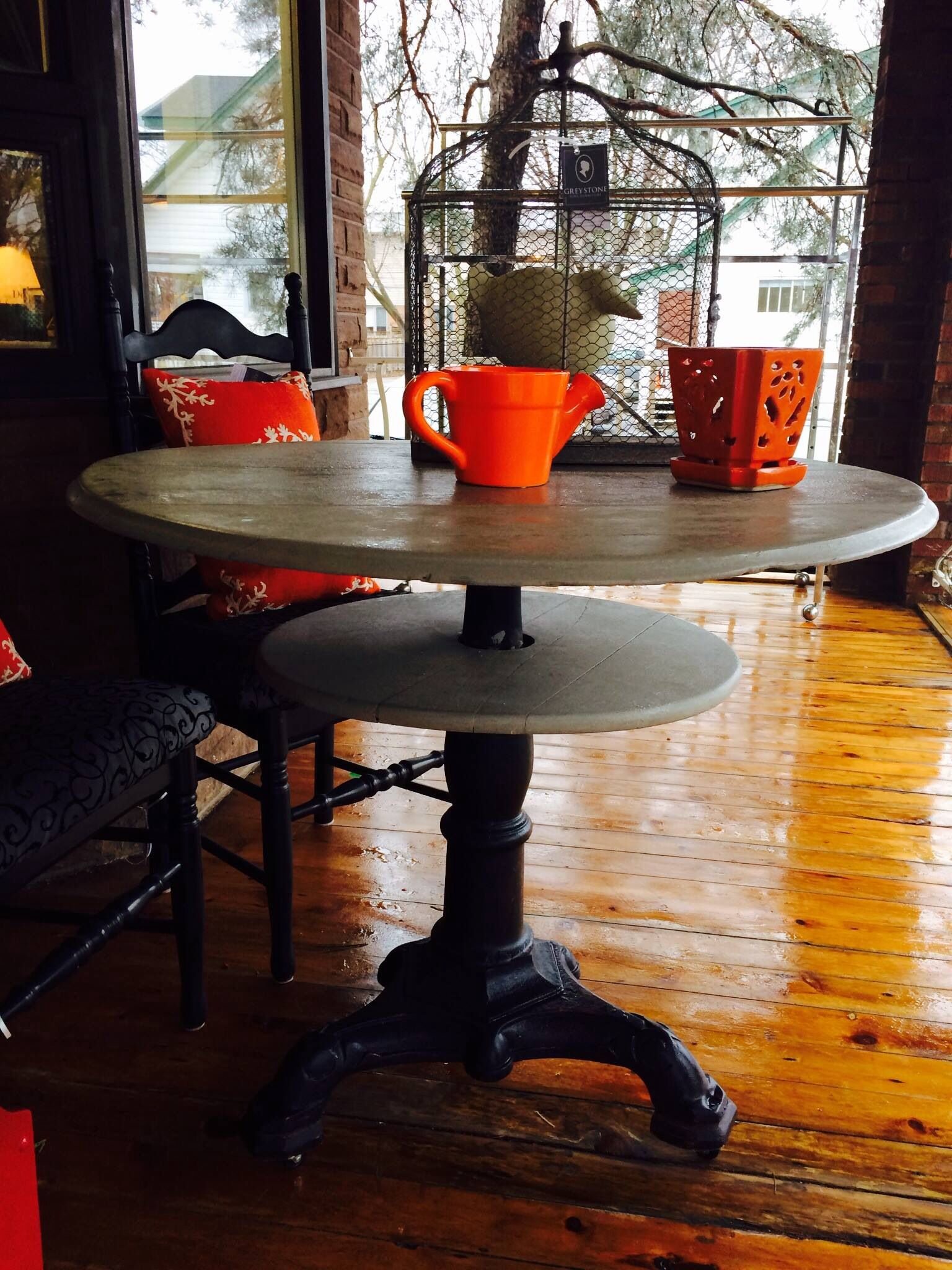Greystone Fine Furniture Burlington Ontario Greystonetreasures Industrial Cast Iron Table Furniture Iron Table Fine Furniture