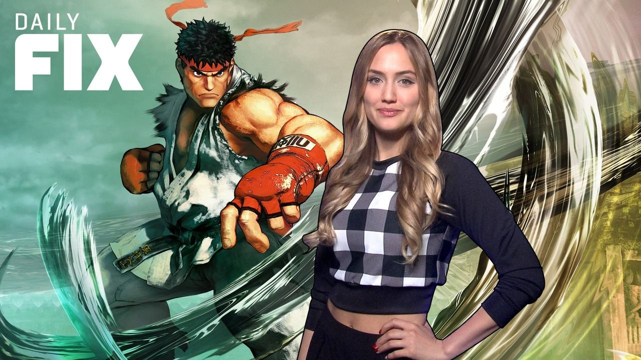 Street Fighter 5 Misses Sales Target IGN Daily Fix