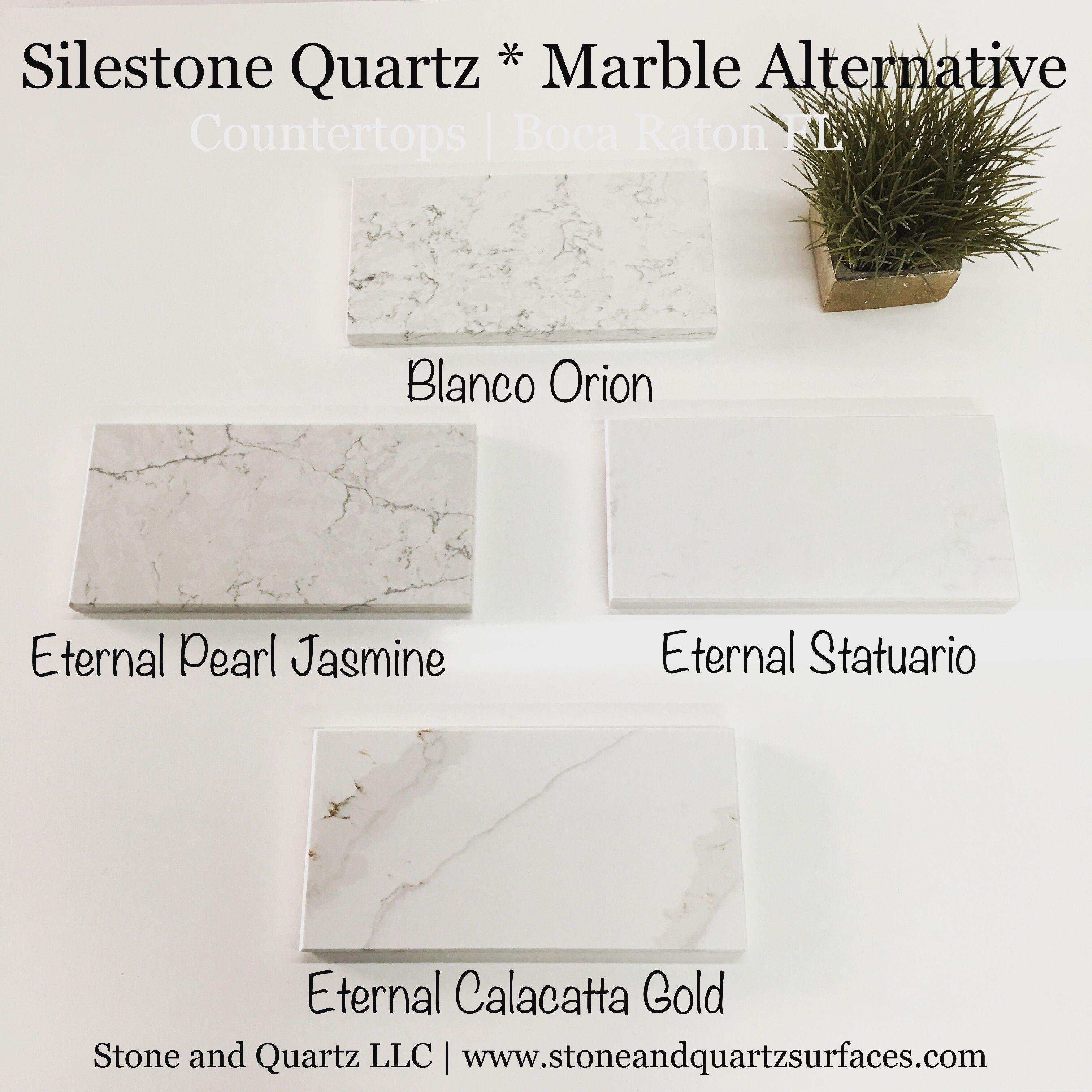Eternal calacatta gold silestone silestone countertops for Cost of silestone
